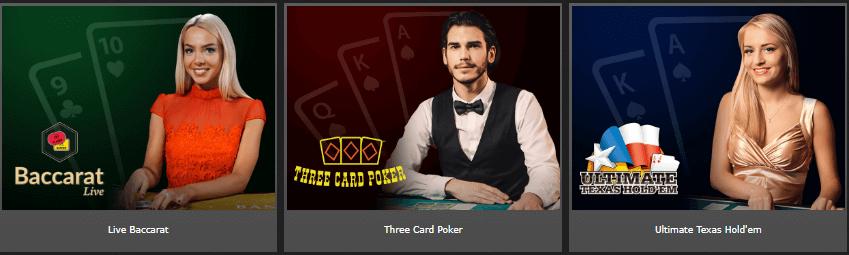 Online casino games - efbet