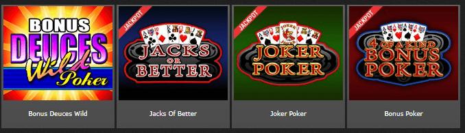 Online poker casino efbet