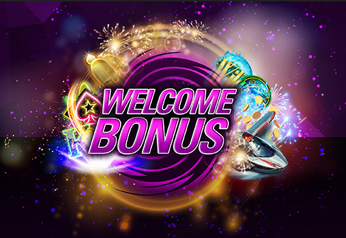 Welcome bonus Pokerstars