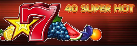 Super hot slot 40 линии