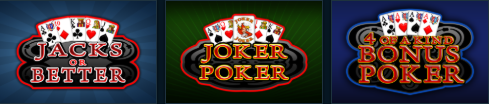 Онлайн видео покер казино Палмс бет