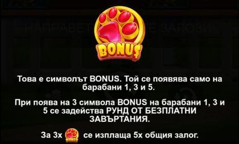 Нови казино игри -The dog house