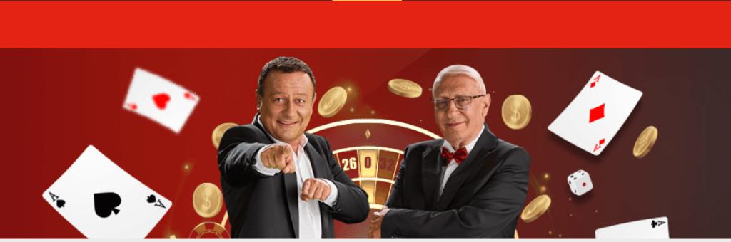 Бонус 200 % процента LIVE casino