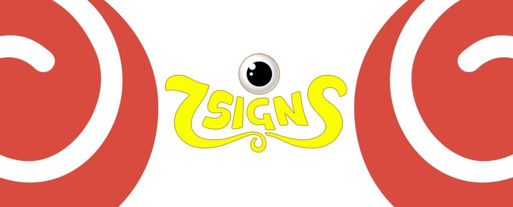 7Signs Logo rechteckig