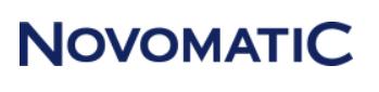 Novomatic Logo klein
