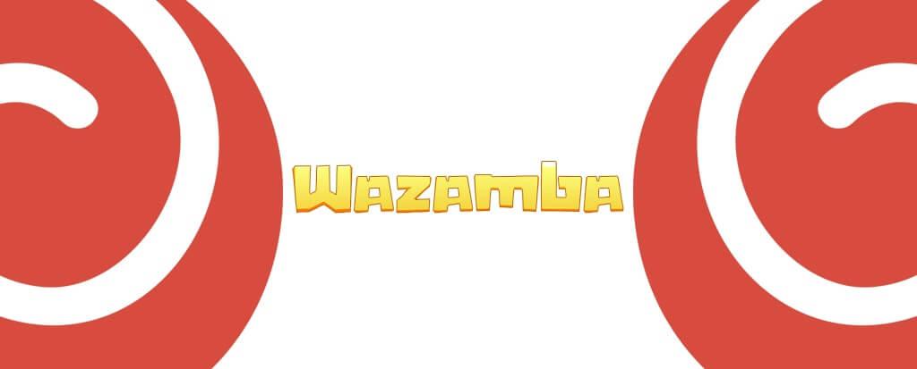 Wazamba Casino rechteckig